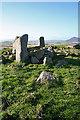 NJ5527 : Ardlair Recumbent Stone Circle (3) by Anne Burgess