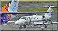 J3775 : OY-NDP, George Best Belfast City Airport (October 2015) by Albert Bridge