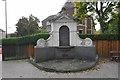 TQ3571 : Diamond Jubilee fountain in Sydenham by Bill Boaden