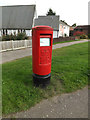 TM0122 : Fingringhoe Road Postbox by Adrian Cable
