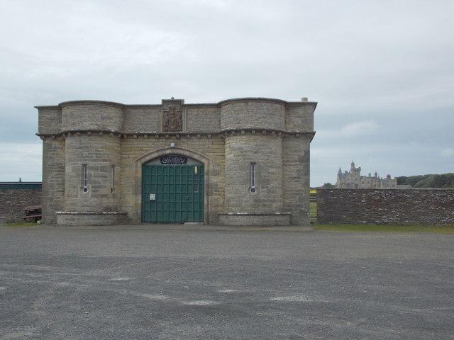 Balfour castle ireland