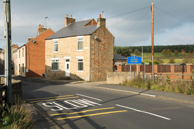 Close House (village), County Durham