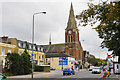 TQ4167 : St Luke's, Bromley by Bill Boaden