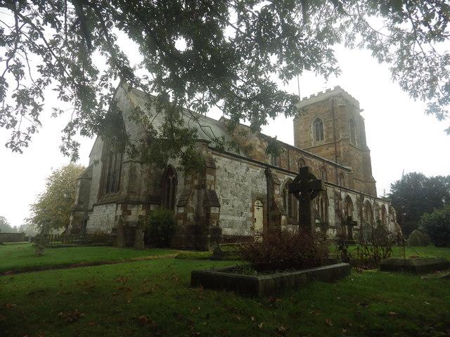 All Saints Church, South Elkington