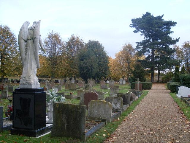 Ixworth Cemetery