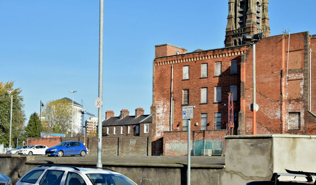 Donegall Street Car Park