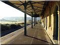 SN6090 : Borth railway station : Week 44