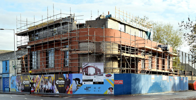 New Bryson Street Surgery, Belfast (November 2015)