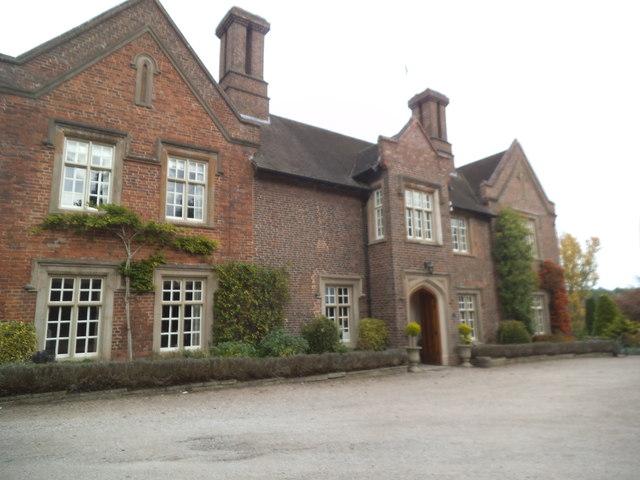 Dunsley Hall Hotel Double Room