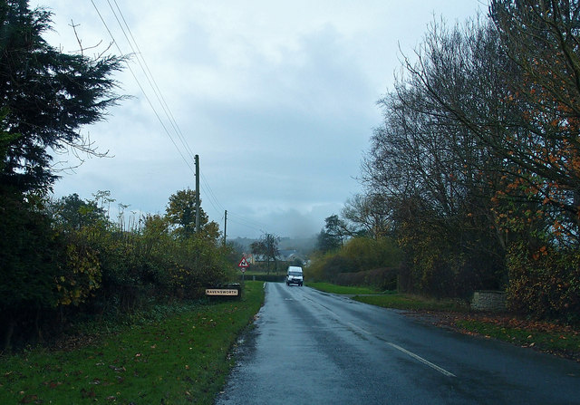 Approaching Ravensworth