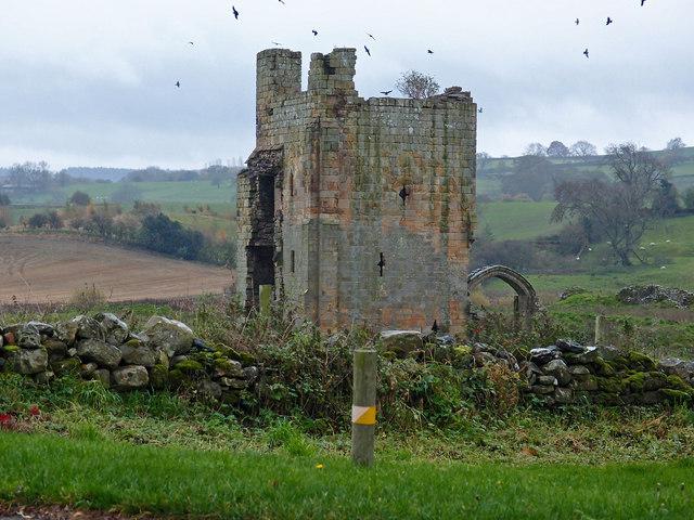 The Gatehouse, Ravensworth Castle