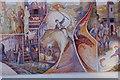NT2540 : Peebles Mural (2) by Jim Barton