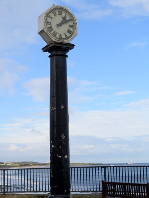 Grants Clock, Whitley Bay