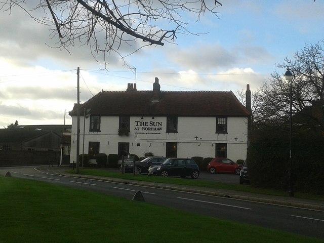 The Sun Public House, Northaw