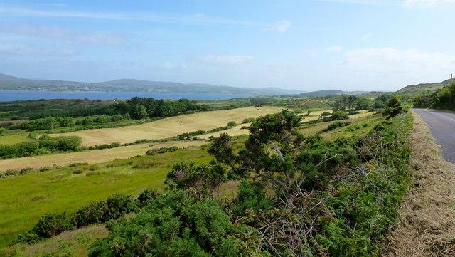 View towards Dunmanus Bay