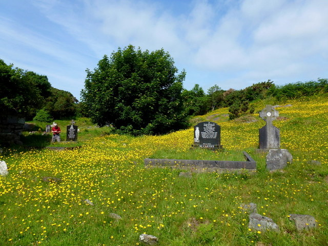 Kilheangui burial ground
