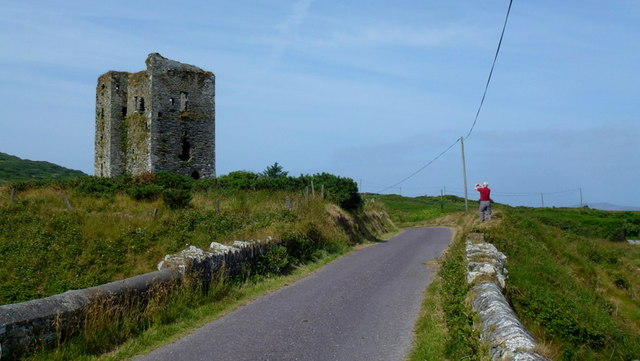The taking of Dunmanus Castle