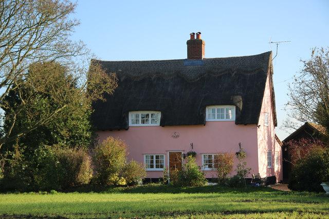Grange Farm Cottage, Stowupland