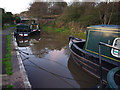 SJ5759 : Narrow boats, Shropshire Union Canal by Ian Taylor