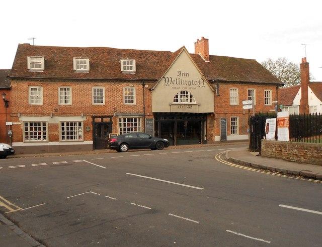 Welwyn: Wellington Inn