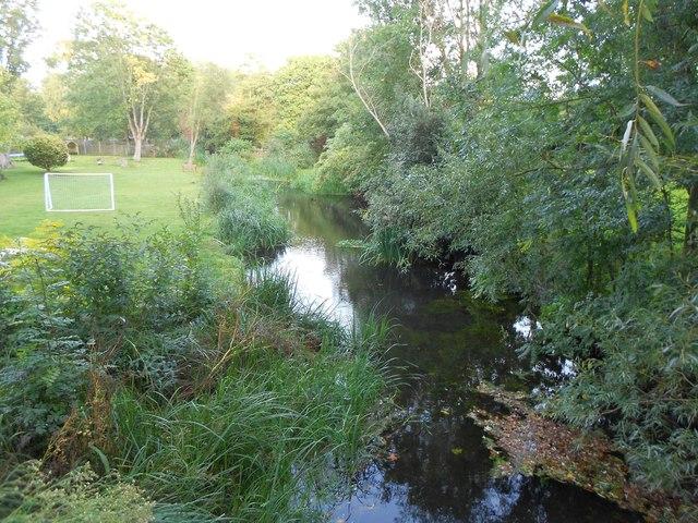 River Ash in Littleton (4)
