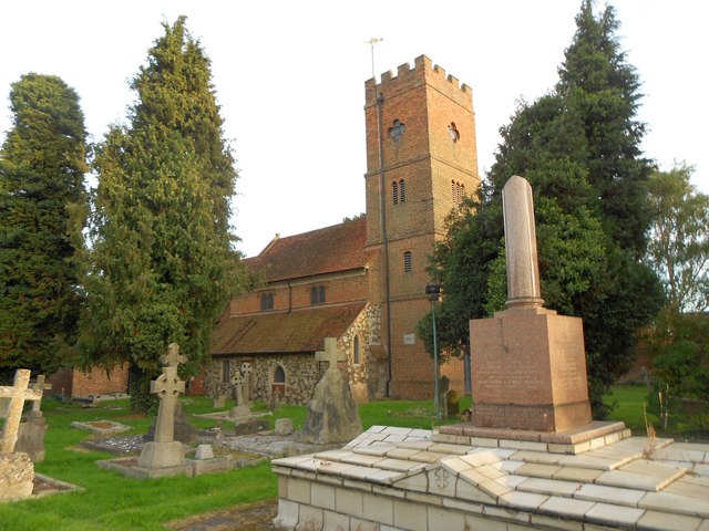 Littleton: Church of St Mary Magdalene