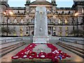 NS5965 : Glasgow Cenotaph, George Square : Week 48