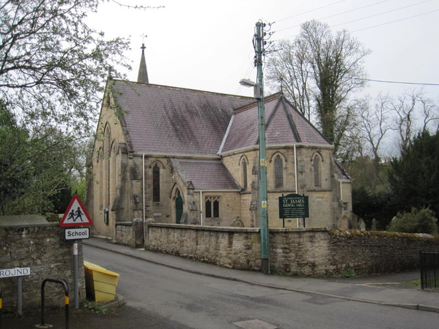 Church of St James, Riding Mill