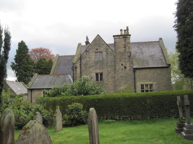 Old Vicarage, Healey