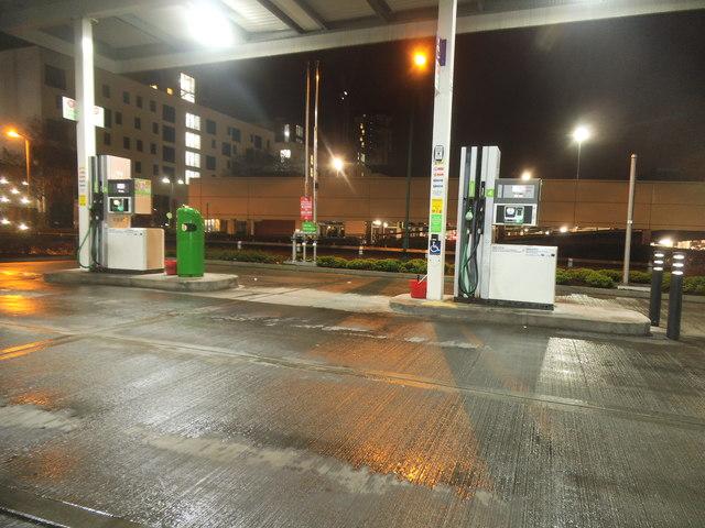 Asda petrol station, Colindale