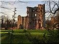 SK3616 : Ashby Castle : Week 49