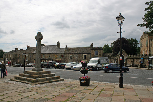 Market Cross, Stanhope