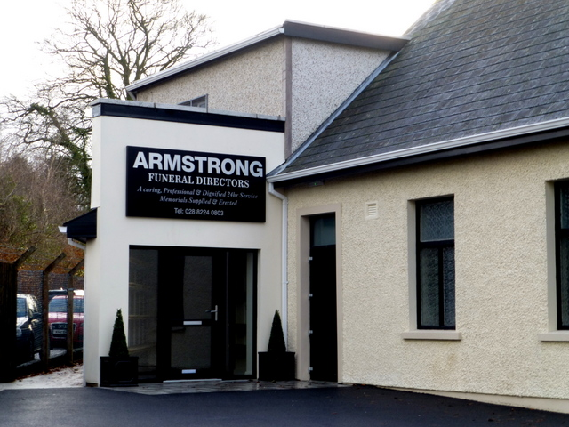 Armstrong Funeral Directors, Omagh