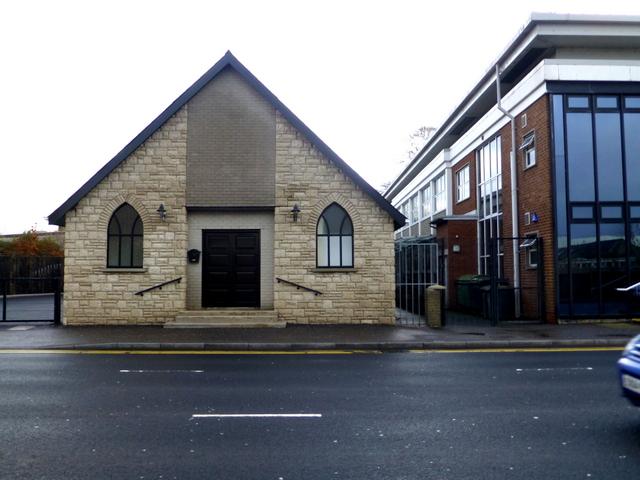 Former Baptist Church, Mountjoy Road, Omagh
