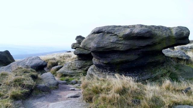 Natural Rock Sculpture
