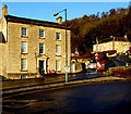 ST8599 : Grade II listed Glenholm, George Street, Nailsworth by Jaggery