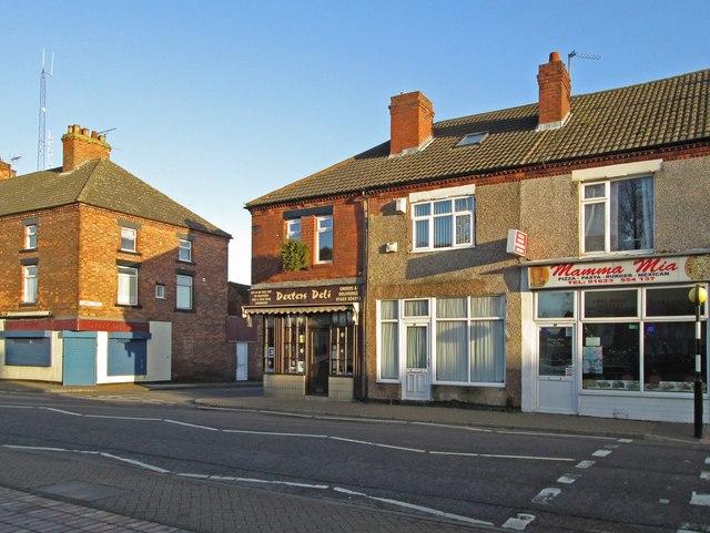 Stanton Hill - Dexter's Deli on High Street