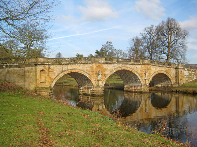Chatsworth Bridge - 1