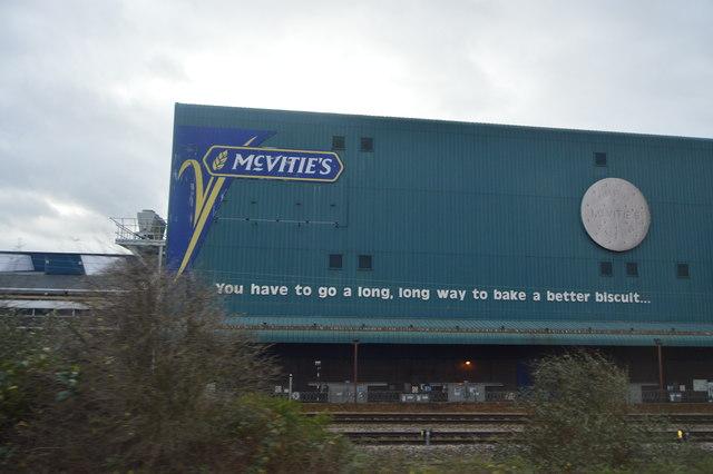 McVitie's Biscuit Factory