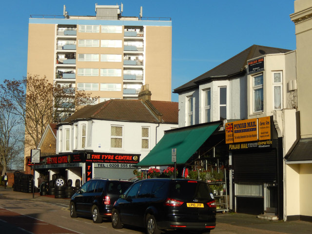 Woodford Road, Forest Gate