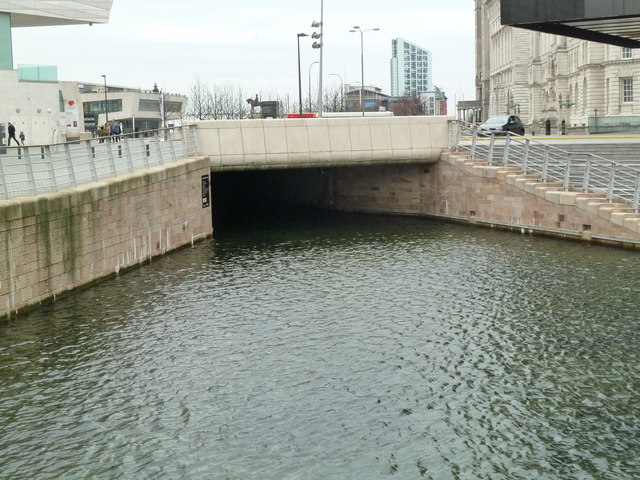Culvert A, Liverpool Link Canal - South End