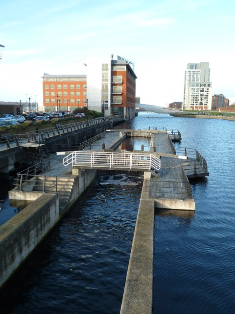 Lock 5, Liverpool Link Canal