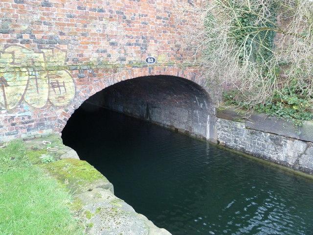 Bridge AA/B3, Liverpool Link Canal