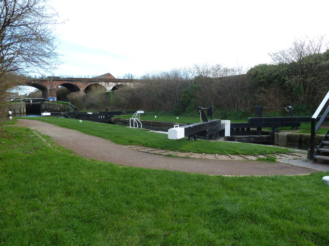 Lock 4, Liverpool Link Canal