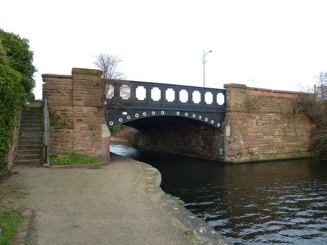 Bridge F, Leeds and Liverpool Canal