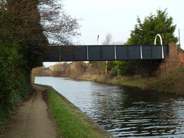 Bridge K, Leeds and Liverpool Canal