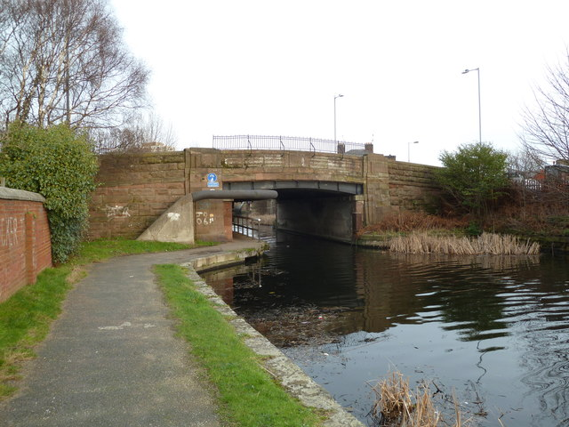 Bridge O, Leeds and Liverpool Canal