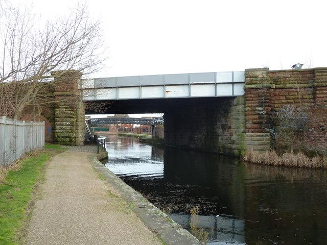 Bridge P, Leeds and Liverpool Canal