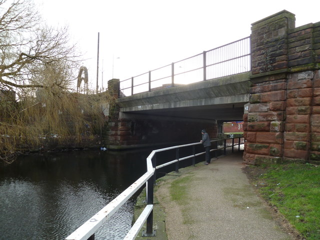 Bridge 2A, Leeds and Liverpool Canal