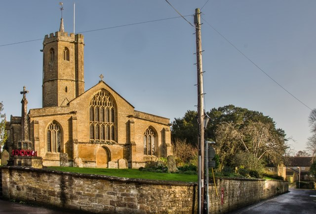 South Petherton: Church of St Peter and St Paul
